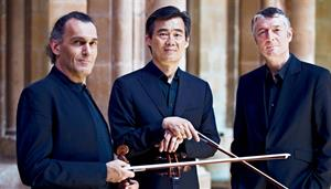 Chamber Music Masterclass with Trio Owon