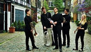 Composers' Project: London Metropolitan Brass