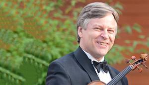 Violin Masterclass with Simon James