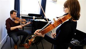 Strings Open Day
