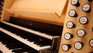 Dorothy Cooper Organ Prize