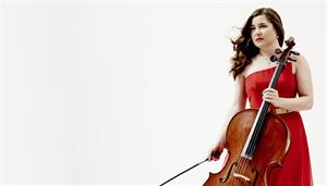 Cello Masterclass with Alisa Weilerstein